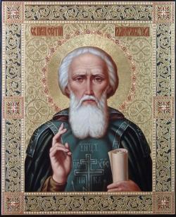 Преподобный Сергий Радонежский и спустя семь столетий объединяет людей
