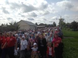 Начались торжественные мероприятия, посвященные 100-летию Серафимо-Турнаевского храма
