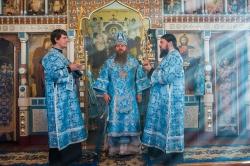 В Завьялово отметили 20-летие Завьяловского Покровского мужского монастыря и 120-летие освящения Покровской Завьяловской церкви