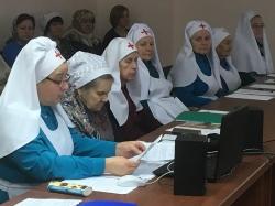 В Духовно-просветительском центре Искитимской епархии состоялась  конференция «Духовно-нравственные основы сестринского служения»