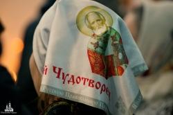 В кафедральном соборе Искитимской епархии прошли торжества, посвященные престольному празднику