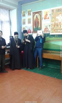 Выставка Новосибирской митрополии «Подвиг Новомученников и исповедников Церкви Русской» открылась в Тогучинском краеведческом музее